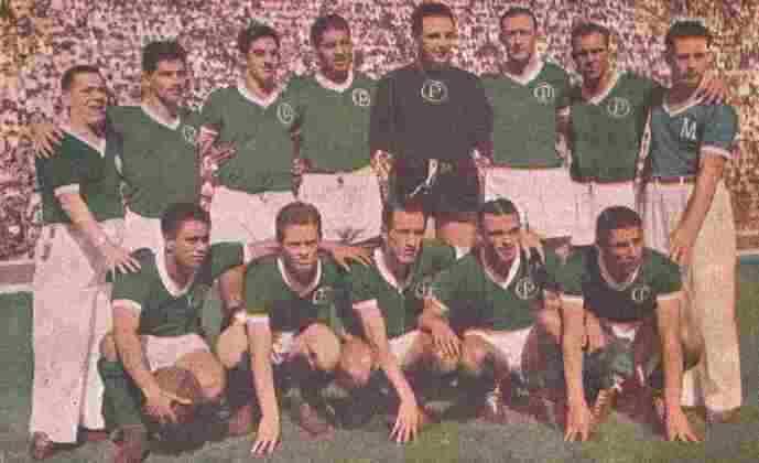 Palmeiras - Copa Rio - 1951