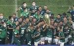 O título de 2020isola Luxa como maior campeão do Paulistão: nove taças no total. O palmeirense agradece!Não saia daí!Palmeiras é campeão e quebra jejum de 12 anos. Baixe o pôster!