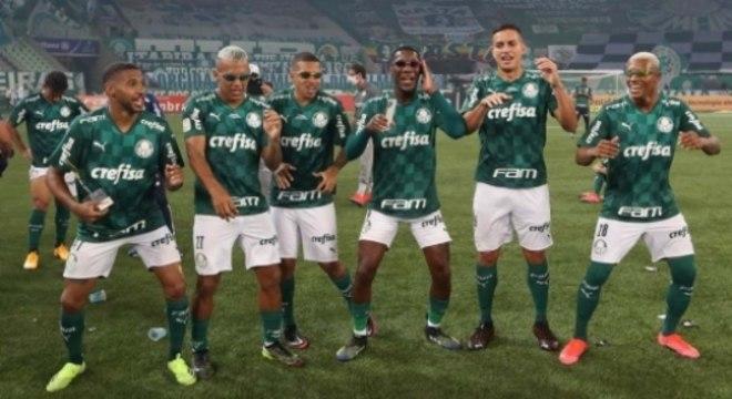 Palmeiras Crias da Academia