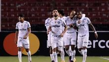 Palmeiras vence Del Valle, segue 100% e é primeiro time classificado