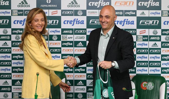 Palmeiras e Crefisa tem contrato que prevê pagamento de R$ 81 milhões anuais pela exclusividade da marca na camisa, bonificações por metas que poderiam chegar a R$ 34 milhões por ano e outros R$ 6,8 milhões por