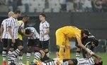 eliminação Corinthians Itaquerão,