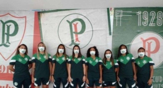 Palmeiras feminino