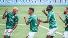Base decide, Palmeiras vence e assume liderança do grupo C