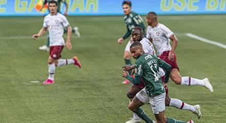 Palmeiras chegou a nova vitória consecutiva