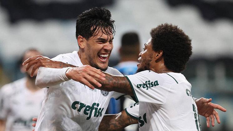Palmeiras: Folha salarial: R$ 13,5 milhões - Pontos: 58 - Custo por ponto: R$ 232.758,62.