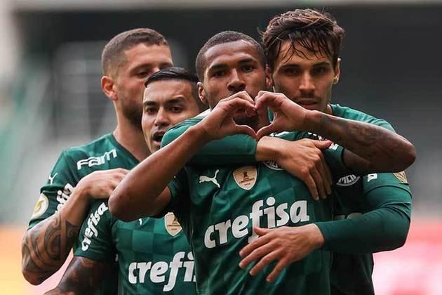 Palmeiras: ganhou 1,7 milhão de reais por chegar até a terceira fase da Copa do Brasil