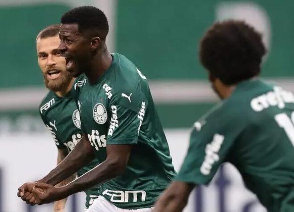 Jogo 1: Palmeiras 2x1 Água Santa (fase de grupos do Paulistão)