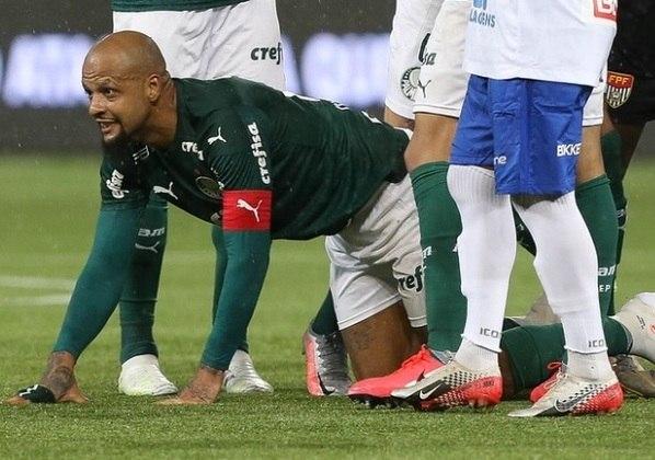 Jogo 2: Palmeiras 2x0 Santo André (quartas de final do Paulistão)