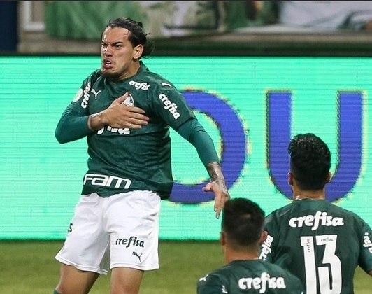 Jogo 7: Palmeiras 1x1 Goiás (terceira rodada do Brasileirão)