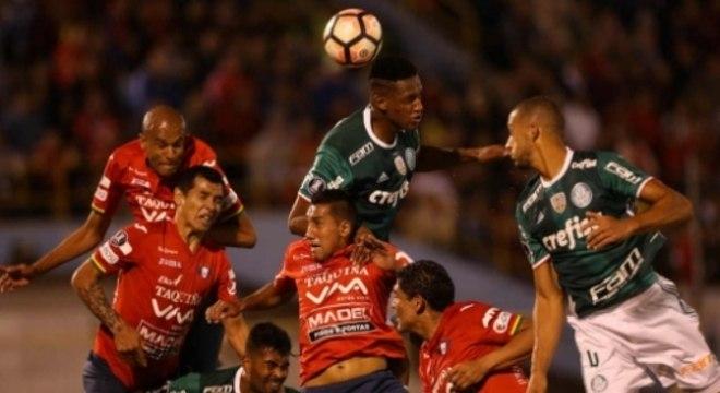 Palmeiras Jorge Wilstermann