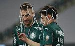 Palmeiras, Libertadores 2020,