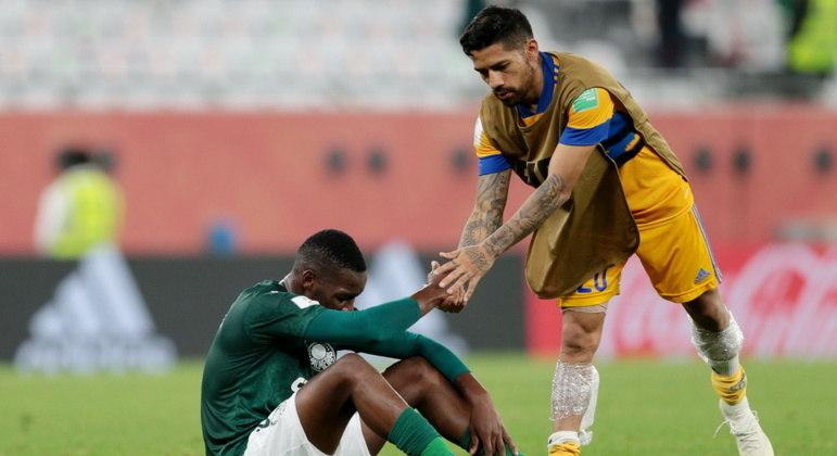 Palmeiras perde para o Tigres de 1 a 0 e dá adeus ao sonho de conquistar o Mundial