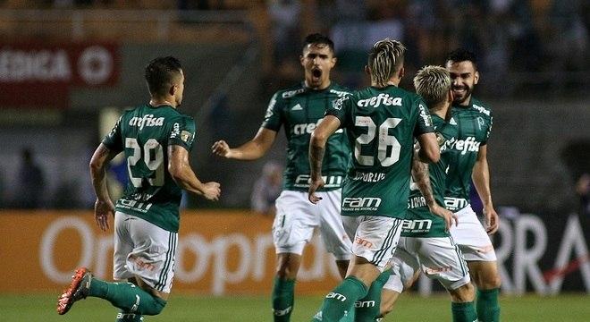 Nos pênaltis, o Palmeiras venceu o Santos e se garantiu na final do Paulistão