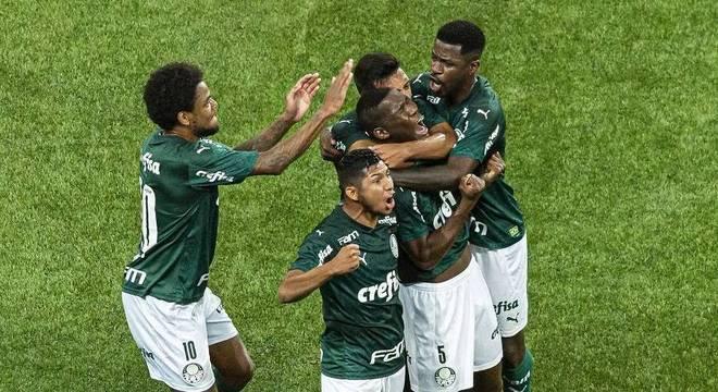 Patrick de Paula marcou gol da vitória palmeirense