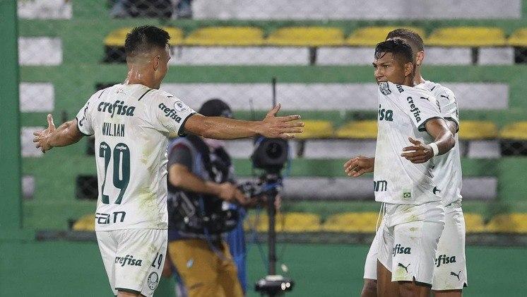 Palmeiras - Pote 1