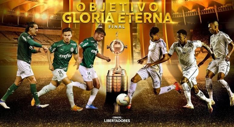 Agora, um clássico inédito, pela Libertadores, e no Maracanã