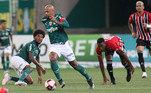 2 - Palmeiras (BRA) - 119,2 milhões de euros - R$ 798,5 milhões