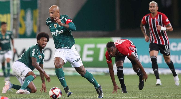 Em uma semana, Palmeiras perdeu duas finais e clássico contra o São Paulo