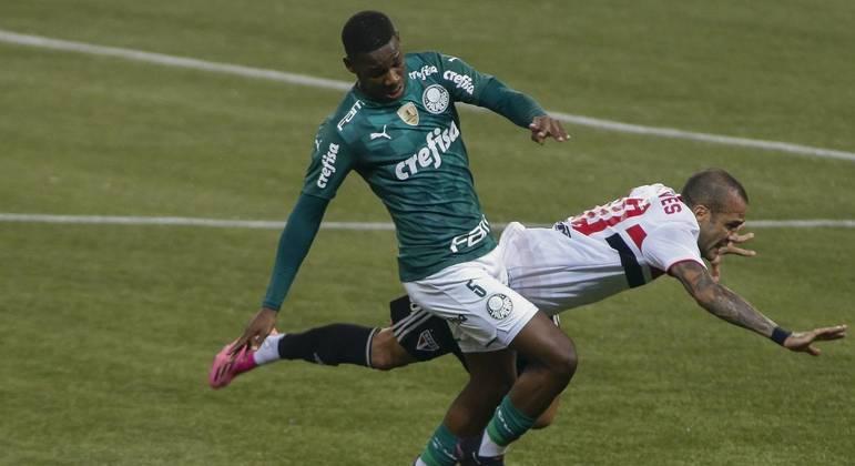 Palmeiras e São Paulo empatam sem gols na primeira final do Paulista