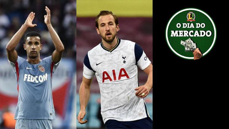 Palmeiras se aproxima de fechar contratação de lateral. Tottenham recusa nova investida por Kane. Mbappé conversa com Pochettino sobre o seu futuro. Tudo isso e muito mais no Dia do Mercado de sexta-feira.
