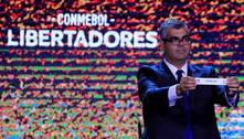 Libertadores 2021: sorteio para fase de grupos acontece nesta sexta