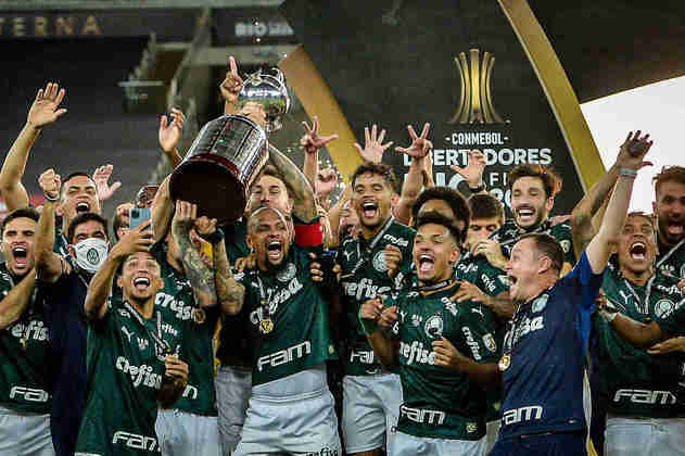 PALMEIRAS - Última conquista: Libertadores 2020