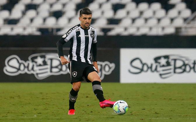 Palmeiras: Victor Luis (foto), Vitinho