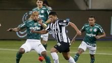 Palmeiras e Atlético-MG empatam sem gols após Hulk perder pênalti