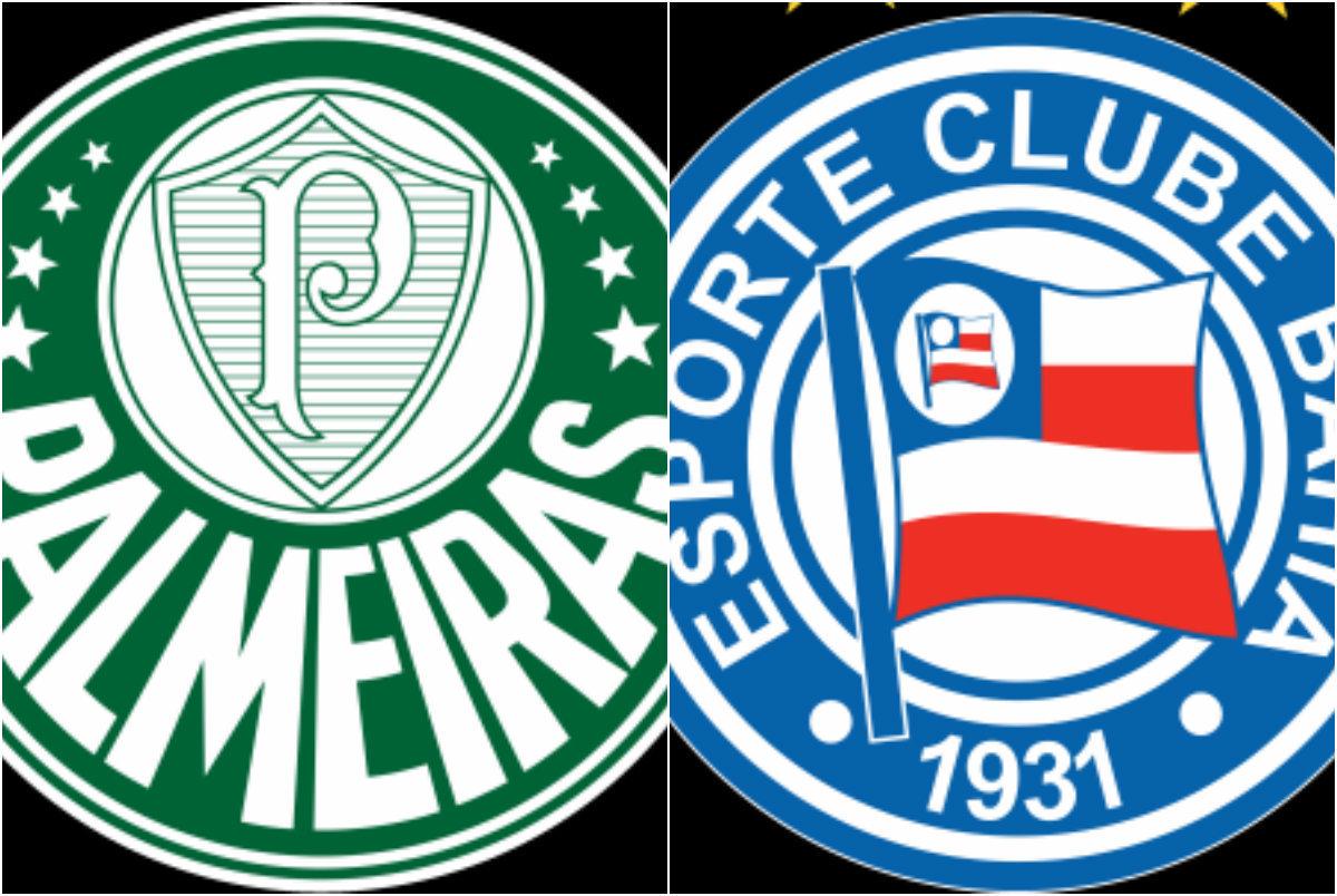 Palmeiras x Bahia: horário, local, escalações e transmissão