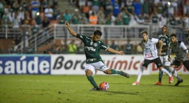 Palmeiras x Bragantino Scarpa
