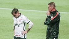 Mancini promete outra postura do Corinthians contra o Palmeiras
