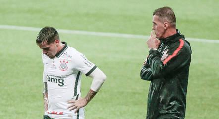 Corinthians quer mudar postura contra Palmeiras
