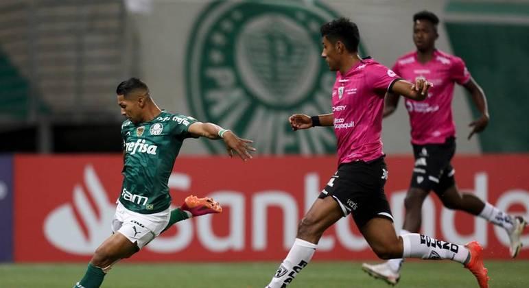 Palmeiras x Del Valle