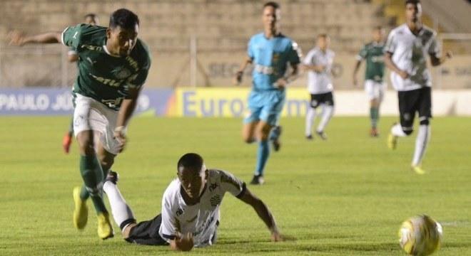 2e704da628 Palmeiras perde para Figueirense e tem sonho da Copa São Paulo ...
