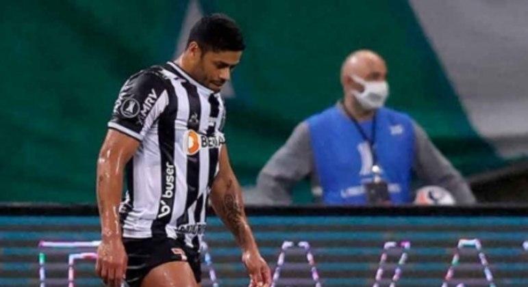 Palmeiras x Galo - Hulk