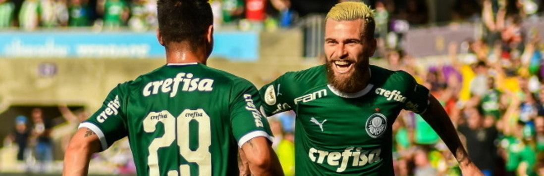 Empolgante Corinthians dá a Florida Cup ao burocrático Palmeiras (Gledston Tavares/Estadão Conteúdo - 18.1.2020)