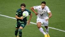 Palmeiras e Santos têm estratégias diferentes antes de grande final