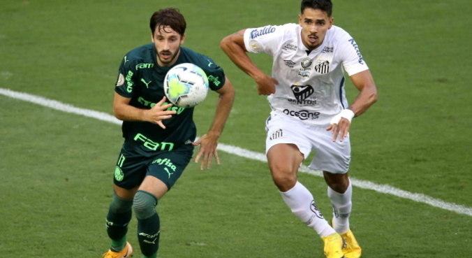 Viña e Lucas Veríssimo devem ser titular na grande decisão da Libertadores