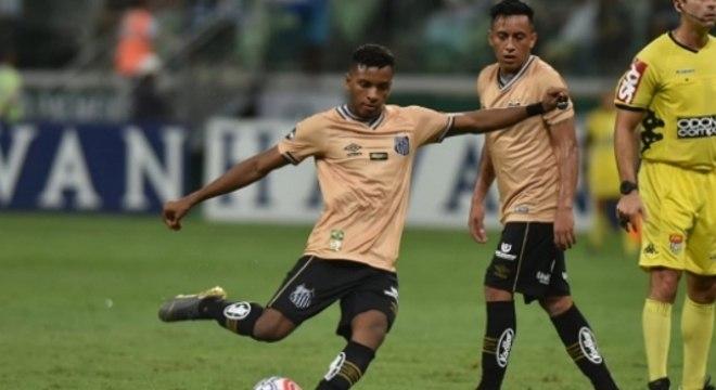 Palmeiras x Santos Rodrygo