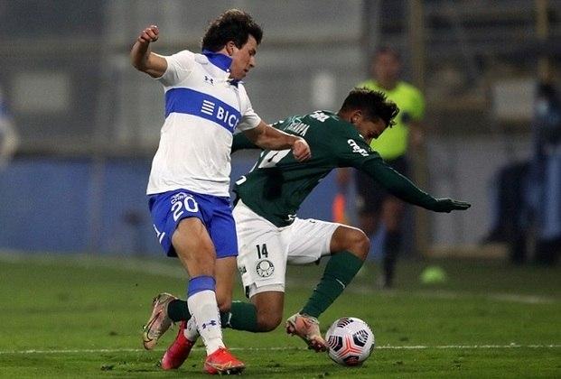 Palmeiras x Universidad Católica – Allianz Parque - 21/07 (quarta-feira) - 19h15 (horário de Brasília) – sem público / Onde assistir: Conmebol TV