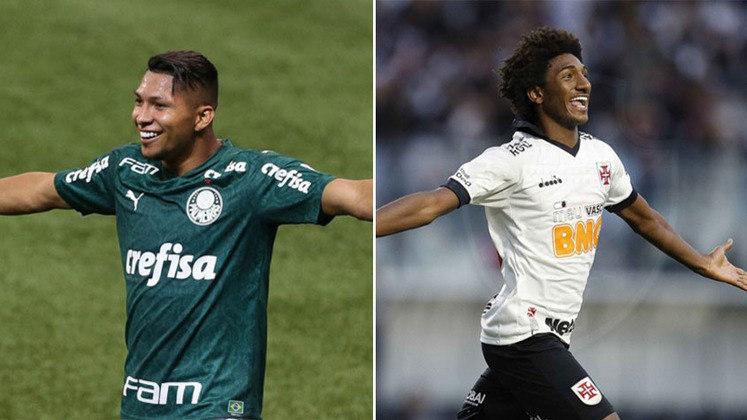 Palmeiras x Vasco – válido pela 1ª rodada: A final do Campeonato Paulista tinha participação do Palmeiras e aconteceu no mesmo fim de semana que o Brasileirão 2020 começou, adiando a estreia dos dois clubes.