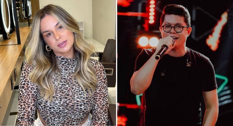 Pamella Holanda acusa o ex-marido, DJ Ivis, de agressão