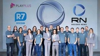 Grupo Record terá mais de mil horas de transmissão do Pan-Americano (Reprodução/Record TV)