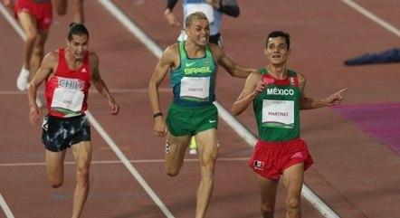 Altobeli é conhecido por disputar provas de longa distância, em especial os 3.000 metros com obstáculos e 5.000 metros