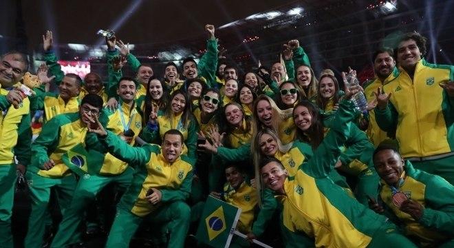 Brasil terminou os Jogos Pan-Americanos com 171 medalhas