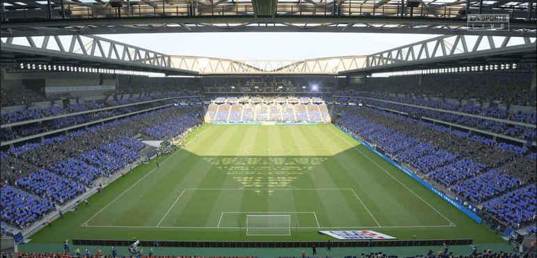 Panasonic Stadium Suita - Japão