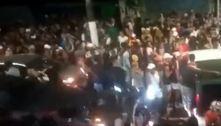 Pancadão reúne centenas de jovens e causa tumulto no centro de SP