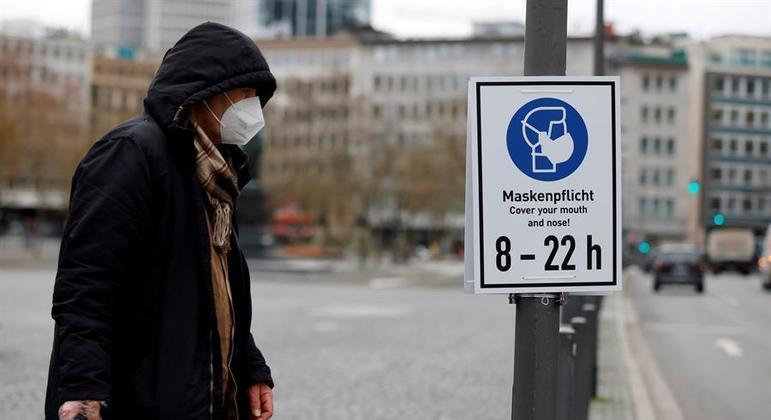 Alemanha passa a marca de 2 milhões de casos de covid-19 desde o início da pandemia