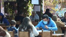 Chile tem 1º fim de semana sem quarentena desde março deste ano